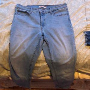 Levis jeans :)